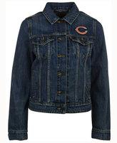 Levi's Women's Chicago Bears Denim Trucker Jacket