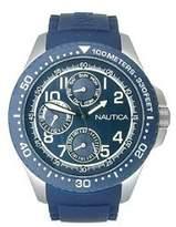 Nautica Men's N13686G NSR 200 Analog Display Quartz Blue Watch