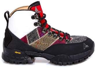 ROA Harrys Tweed Boot