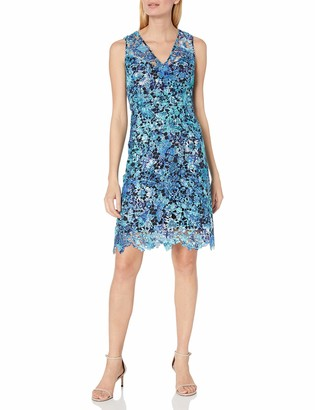 T Tahari Women's Elora Dress