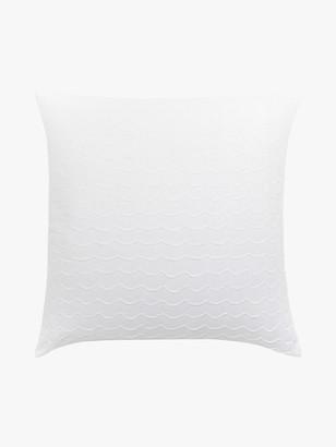 Kate Spade Carnation Pucker Scallop Euro Pillow