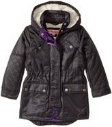 Urban Republic Kids - Poly-Twill Anorak with Quilted Lining Girl's Coat