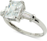 Giani Bernini Cubic Zirconia Ring in Sterling Silver, Only at Macy's