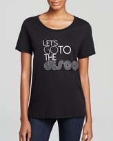 Rebecca Minkoff Tee - Let's Go to the Disco