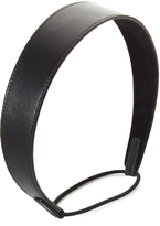 Jennifer Behr Thick Leather Headband
