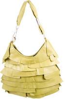 Saint Laurent Layered Shoulder Bag