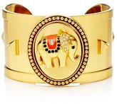 Juicy Couture Pave Elephant Cuff