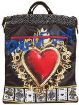 Dolce & Gabbana Printed Tote