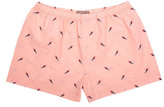 Emile et Ida Sale - Bird Shorts