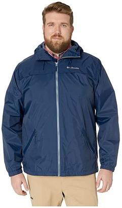 Columbia Big Tall Oroville Creektm Lined Jacket (Collegiate Navy/Mountain Zip) Men's Coat