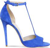 Office Arrive suede heeled sandals