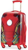 """Marvel Iron Man 21"""" Hardside Spinner Suitcase by American Tourister"""