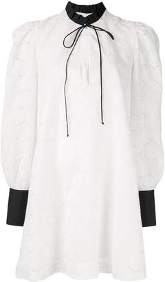 macgraw Lace Design Dress