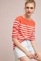 Maeve Bonnie Boat-Neck Top