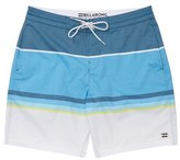 Billabong Boy's 'Spinner Lo Tide' Board Shorts