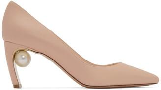 Nicholas Kirkwood Pink Maeva Heels