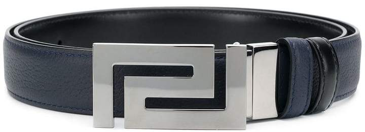 Versace Grecca buckle belt