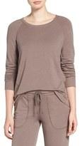 PJ Salvage Women's Crewneck Terry Sweatshirt