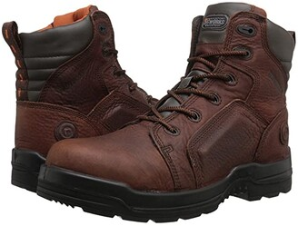 Cobb Hill More Energy RK6640 (Brown) Men's Work Boots