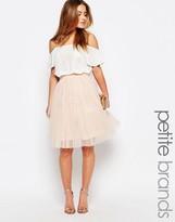 Boohoo Petite Tulle Skirt