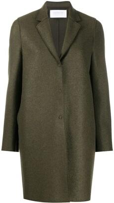 Harris Wharf London Snap Button Coat