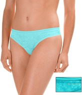 Columbia Pretty Lace Panties - 2-Pack, Thong (For Women)