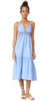 Saylor Kat Chambray Midi Dress