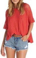 Billabong Women's Island Castaway Knit Top