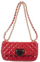 Moschino Cheap & Chic Moschino Cheap and Chic Heart-Embellished Quilted Bag