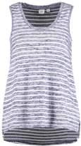 Gap Vest navy stripe