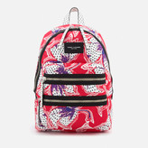 Marc Jacobs Women's Nylon Printed Backpack - Spotted Lily