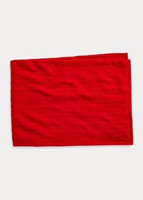 Ralph Lauren Cashmere Baby Blanket