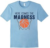 Here Comes the Madness College Basketball T-Shirt