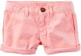 Carter's Cotton Shorts, Toddler Girls (2T-4T)