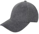 Gents Men's Painted Grey Baseball Cap - Grey