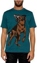 Balenciaga Dog Print T-shirt