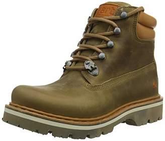Art Unisex Adults' 1182 Rustic Soma Classic Boots, Beige (Beige Beige)