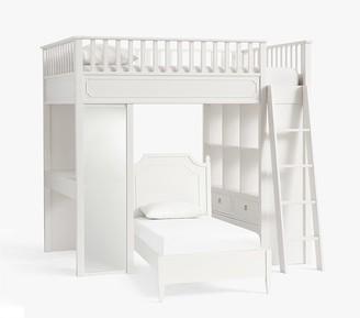 Pottery Barn Kids Ava Regency Loft & Twin Bed Set