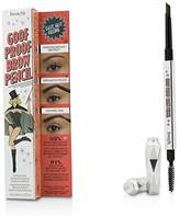 Benefit Cosmetics Goof Proof Brow Pencil Super Easy Eyebrow Shaping and Filling Tool, Shade 4