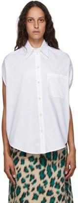 MM6 MAISON MARGIELA White Circle Shirt