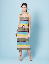 Boden Easy Drawstring Dress