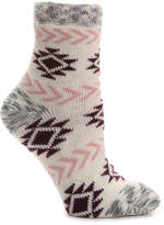 Sof Sole Women's Geometric Women's Slipper Socks