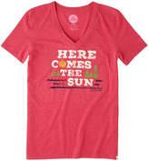 Life is Good Cool Vee T-Shirt