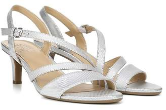 Naturalizer Hanah Strappy Metallic Sandal - Wide Width Available