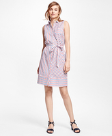Brooks Brothers Cotton Shirt Dress