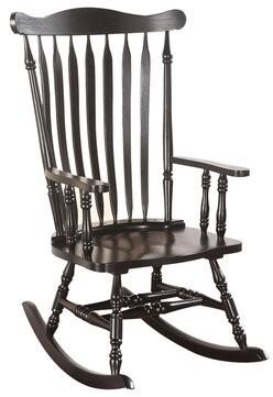August Grove Haeden Rocking Chair