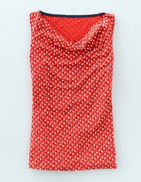 Boden Sleeveless Cowl Neck