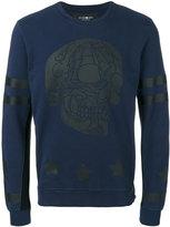 Hydrogen Skull motif sweatshirt