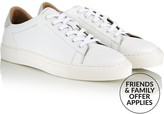 Whistles Men's Leather Trainers
