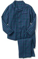 Gap Plaid flannel classic PJ set